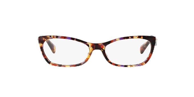 prada red eyeglasses