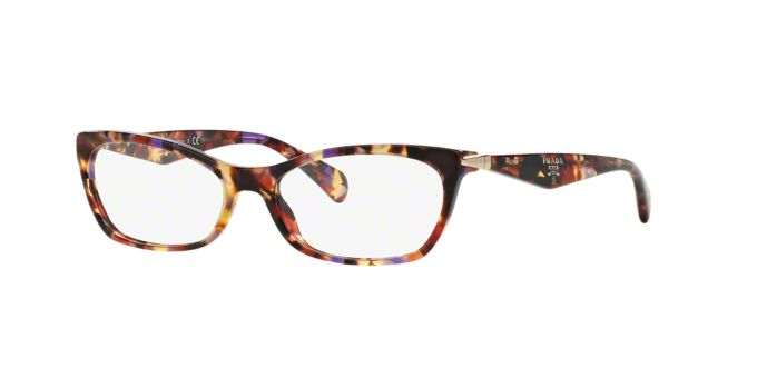 PR 15PV: Shop Prada Geometric Eyeglasses at LensCrafters