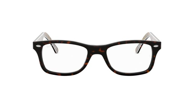RX5228: Shop Ray-Ban Square Eyeglasses at LensCrafters