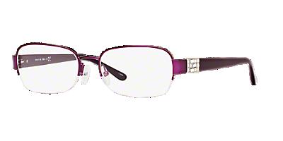 k01007b shop carolee semi rimless eyeglasses at