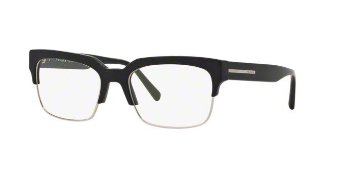 PR 19RV: Shop Prada Rectangle Eyeglasses at LensCrafters