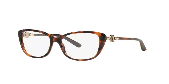VE3206: Shop Versace Cat Eye Eyeglasses at LensCrafters