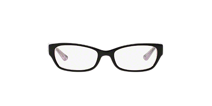 3E2004 3E 2004: Shop Disney Black Rectangle Eyeglasses at LensCrafters