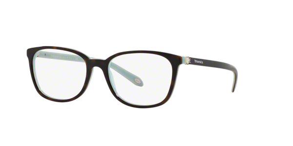 Chanel Eyeglasses Frames Lenscrafters : TF2109HB: Shop Tiffany Tortoise Square Eyeglasses at ...