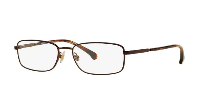 Brooks Brothers Eyeglass Frames Lenscrafters : BB1036: Shop Brooks Brothers Rectangle Eyeglasses at ...