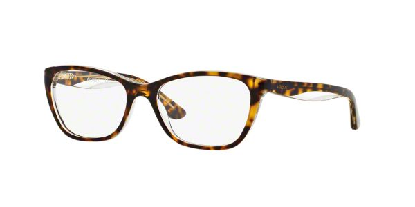 VO2961: Shop Vogue Tortoise Cat Eye Eyeglasses at LensCrafters