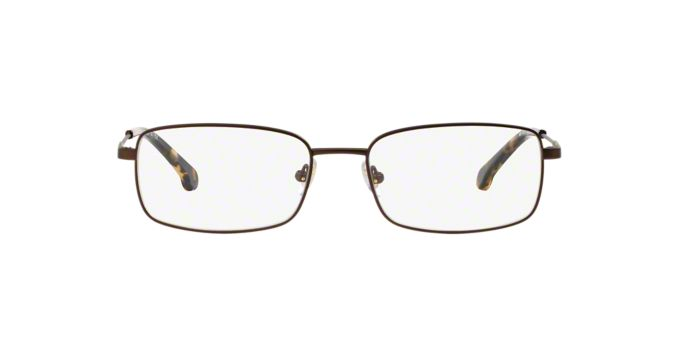 BB1037T: Shop Brooks Brothers Brown/Tan Rectangle ...