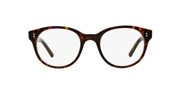 BE2194: Shop Burberry Tortoise Round Eyeglasses at ...