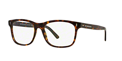 be2196 shop burberry rectangle eyeglasses at lenscrafters