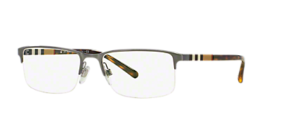 be1282 shop burberry rectangle eyeglasses at lenscrafters