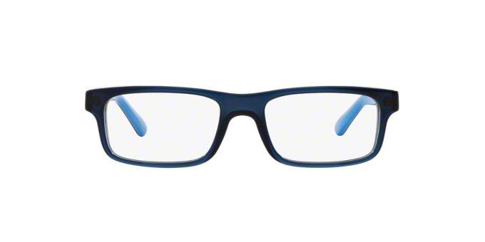 PH2140: Shop Polo Ralph Lauren Rectangle Eyeglasses at ...