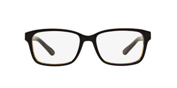 Titanium Eyeglass Frames Lenscrafters : PH2140: Shop Polo Ralph Lauren Blue Rectangle Eyeglasses ...