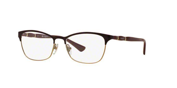 VO3987B: Shop Vogue Cat Eye Eyeglasses at LensCrafters