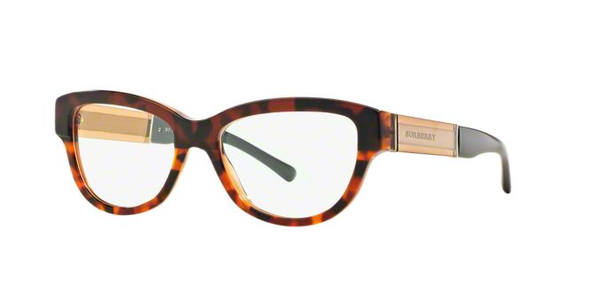 BE2208: Shop Burberry Square Eyeglasses at LensCrafters