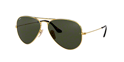RB3025 58 ORIGINAL AVIATOR $190.00