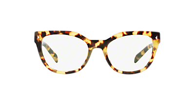 pr 21sv shop prada square eyeglasses at lenscrafters