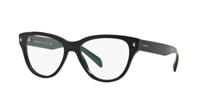 PR 23SV: Shop Prada Cat Eye Eyeglasses at LensCrafters