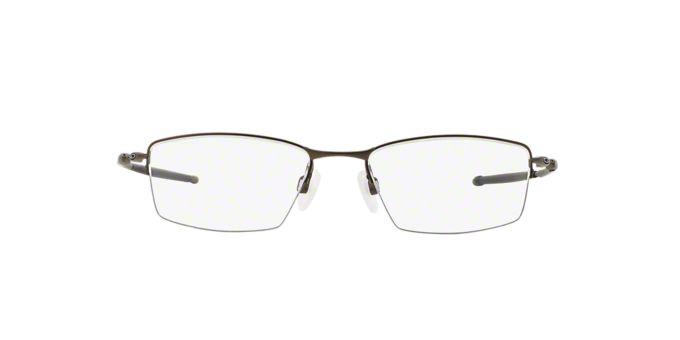 Oakley Eyeglass Frames Lenscrafters : OX5113 LIZARD: Shop Oakley Silver/Gunmetal/Grey Rectangle ...
