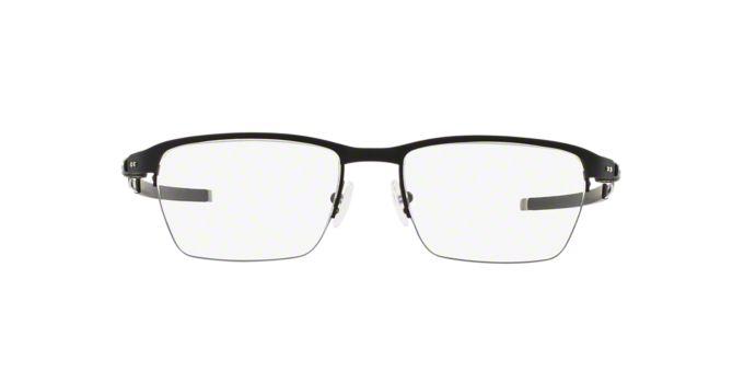 Titanium Eyeglass Frames Lenscrafters : OX5099 TINCUP 0.5 TITANIUM: Shop Oakley Semi-Rimless ...