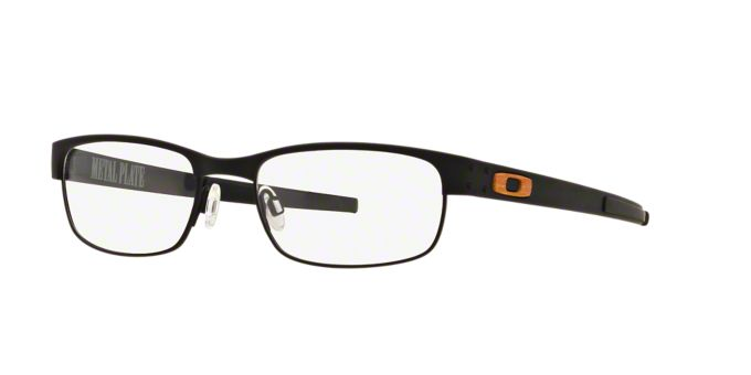 Titanium Eyeglass Frames Lenscrafters : OX5038 METAL PLATE: Shop Oakley Rectangle Eyeglasses at ...