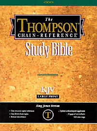 Free thompson chain reference bible pdf Fast Download