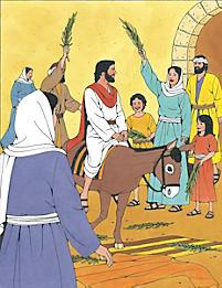 Puzzle: Children Praise Jesus