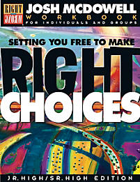 Setting You Free to Make Right Choices – Junior/Senior High Edition