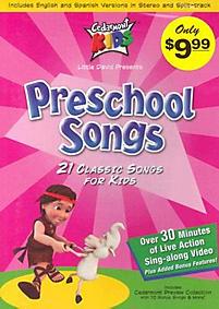 Cedarmont DVDs: Preschool Songs