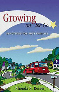 Growing on the Go: Devotions For Busy Families