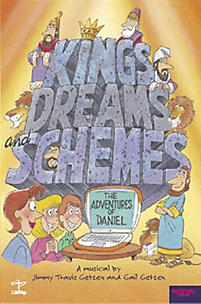 Kings, Dreams, and Schemes - CD Promo Pak