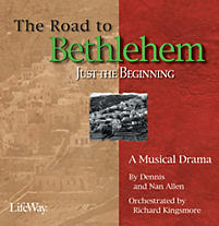 The Road to Bethlehem – Listening CD