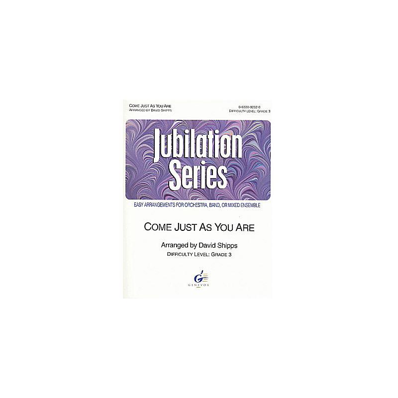 I've Got Joy - Jubilation Series Orchestration