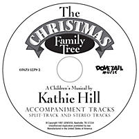 The Christmas Family Tree - Accompaniment CD (Stereo / Split-track)