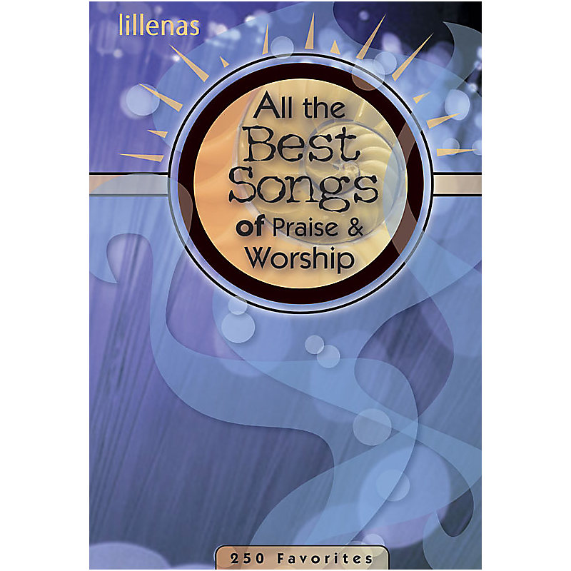 All the Best Songs of Praise & Worship - Book
