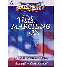 His Truth Is Marching On - Choral Book
