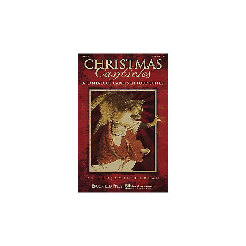 CHRISTMAS CANTICLES BK