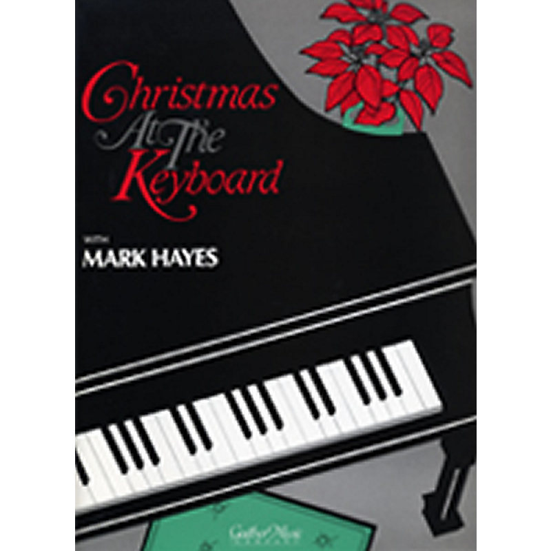 Christmas At The Keyboard - Piano Book