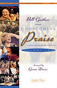 Homecoming Praise Vol. 2 - Choral Book