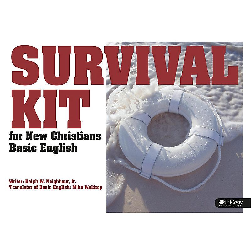 Survival Kit for New Christians - Basic English