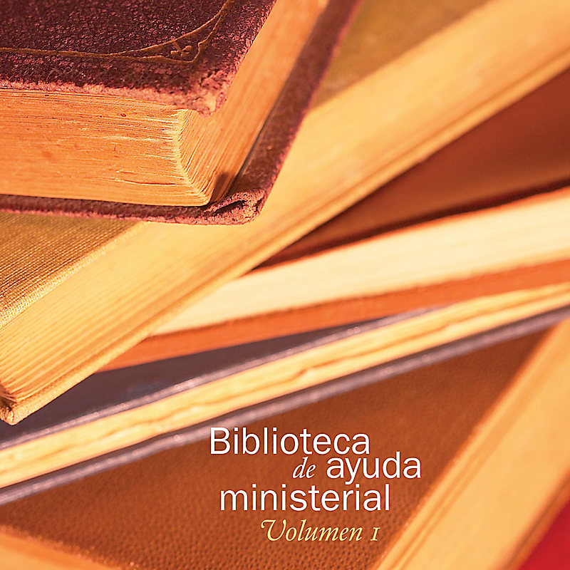 Biblioteca de Ayuda Ministerial CD-ROM - Vol. 1