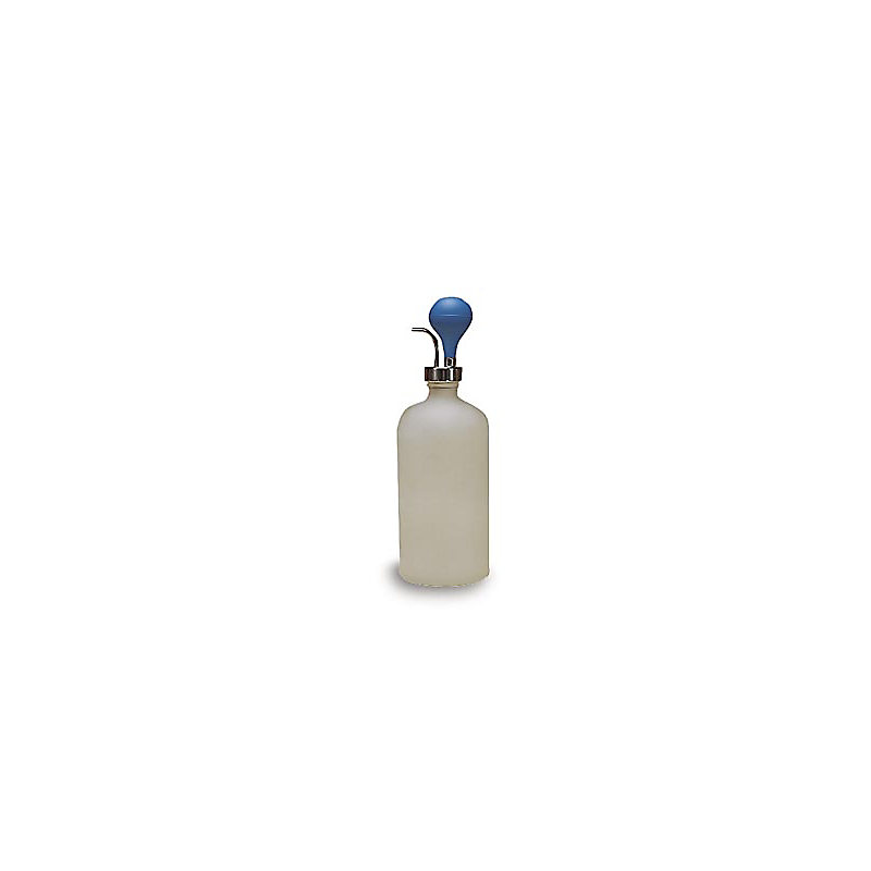 Communion Cup Filler Extra Bulb: Frosted Glass