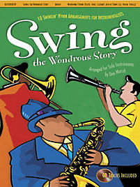 Swing the Wondrous Story – Woodwinds and Strings Book with CD Tracks