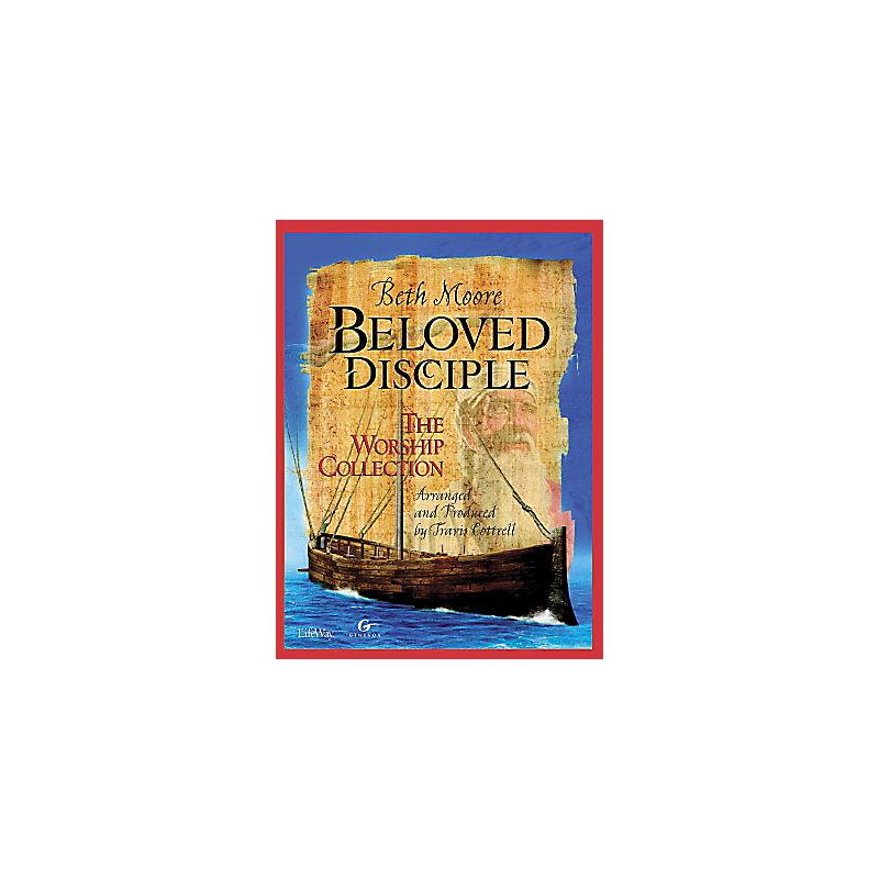 Beloved Disciple - 3-part Songbook
