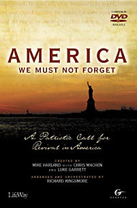 America, We Must Not Forget – Listening CD