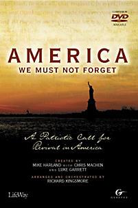 America, We Must Not Forget – Bulletins (Pkg of 100)