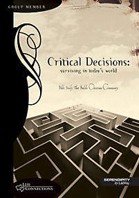 Life Connections Series: Critical Decisions - Member