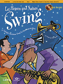 Let Heaven and Nature Swing – Brass Book with CD Tracks
