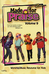Made for Praise, Vol. 9 - CD Promo Pak