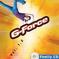 G-Force: Vol 1.2 - Family CD-ROM