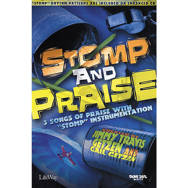 Stomp and Praise - CD Promo Pack